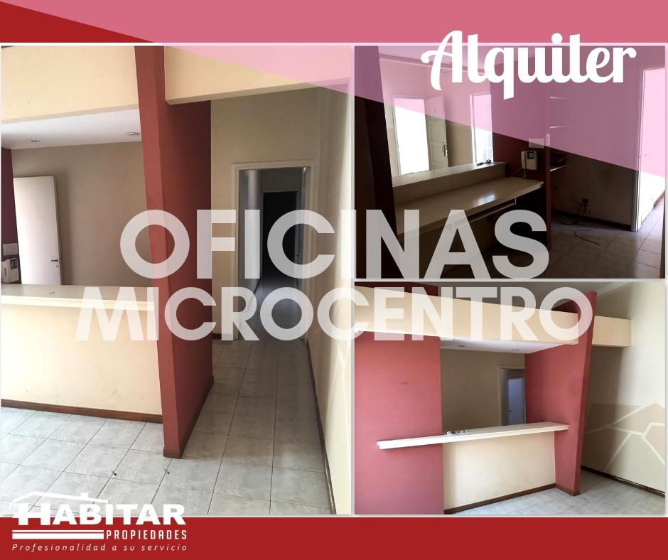 Foto Oficina en Alquiler en  Capital ,  San Juan  Mitre 172 este, 1er piso