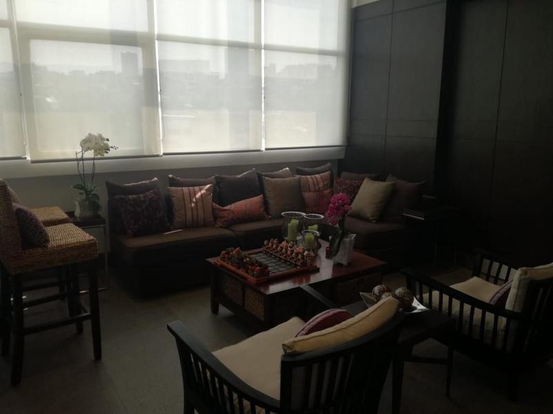 Foto Departamento en Renta en  Interlomas,  Huixquilucan  Precioso loft en Hacienda el Ciervo