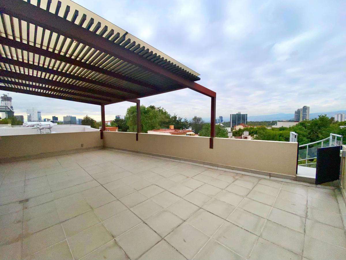 Foto Departamento en Renta en  Las Aguilas,  Alvaro Obregón  Av. Calzada de las Aguilas No. 300