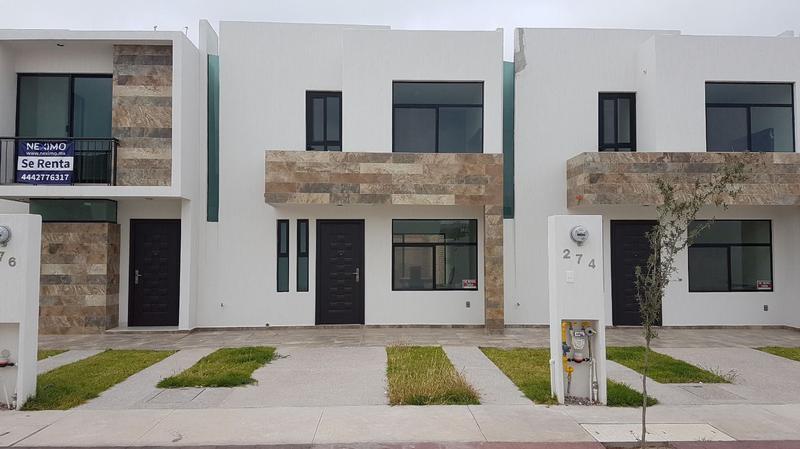 Foto Casa en Renta en  Villa de Pozos,  San Luis Potosí  CASA EN RENTA AMUEBLADA  EN CATARA, SAN LUIS POTOSI
