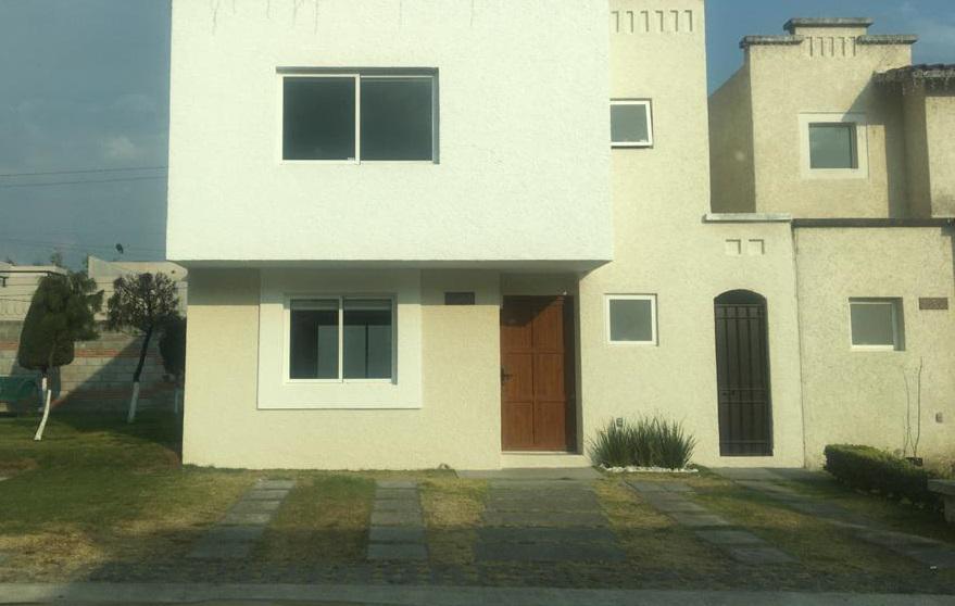 Foto Casa en condominio en Renta en  Metepec ,  Edo. de México  Casa en RENTA, Villas del Castaño 2, Metepec, Estado de México