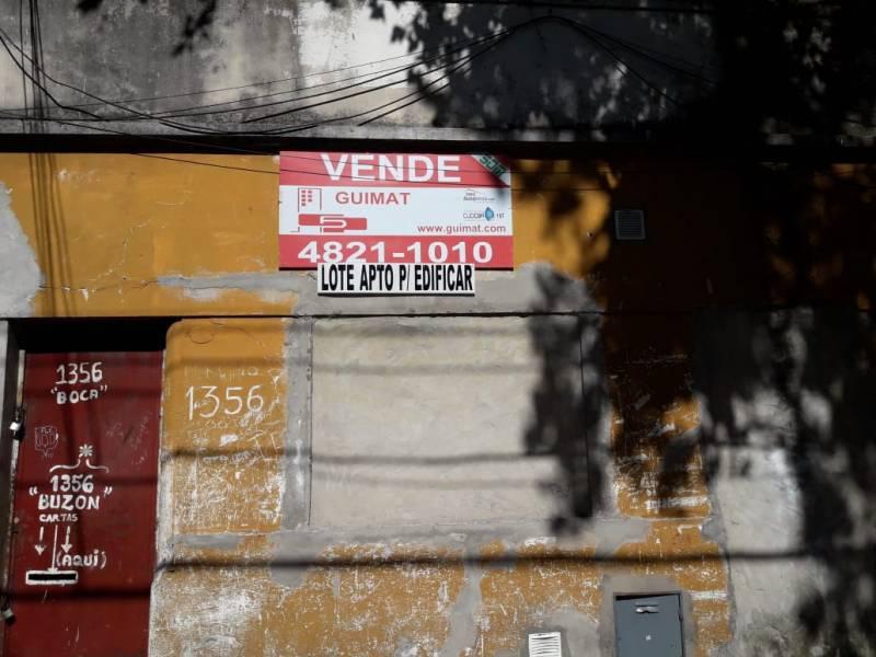Foto Galpón en Venta en  Villa Ortuzar ,  Capital Federal  Girardot al 1300
