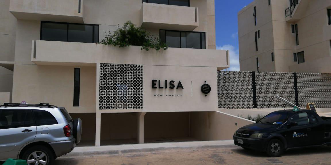 Foto Departamento en Renta en  Arbolada,  Cancún  DEPARTAMENTO AMUEBLADO EN RENTA EN CANCUN EN ARBOLADA ELISA