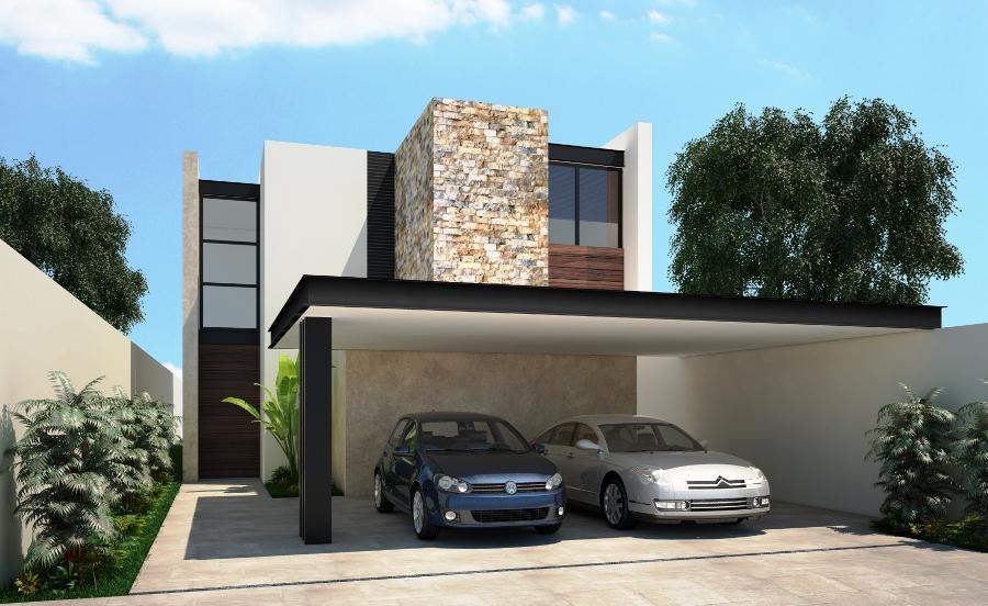 Foto Casa en condominio en Venta en  Tixcuytun,  Mérida          Casa en venta Privada Silvano(23) Tixcuytun,Mérida Yucatán