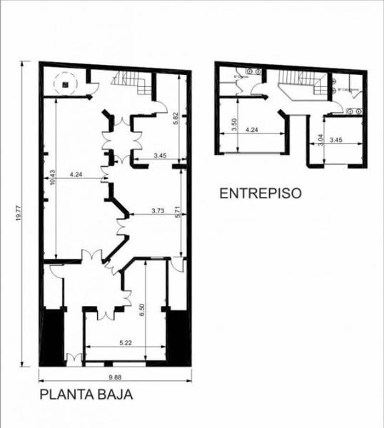 Foto Local en Venta en  Botanico,  Palermo  Charcas 4500