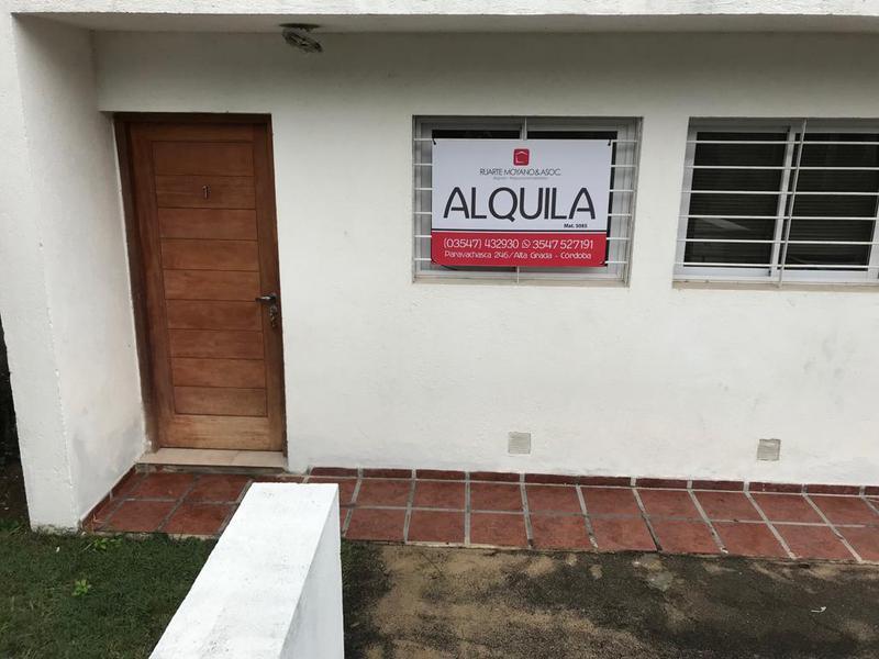 Foto Departamento en Alquiler en  El Cañito,  Alta Gracia  Las Tunitas al 700