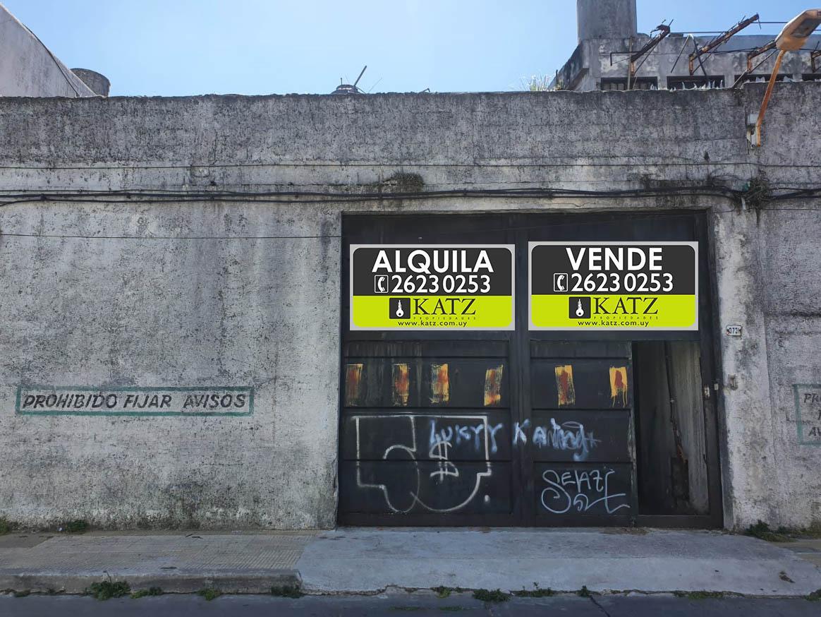 Foto Depósito en Venta en  Unión ,  Montevideo   ASILO ESQ SERRATO