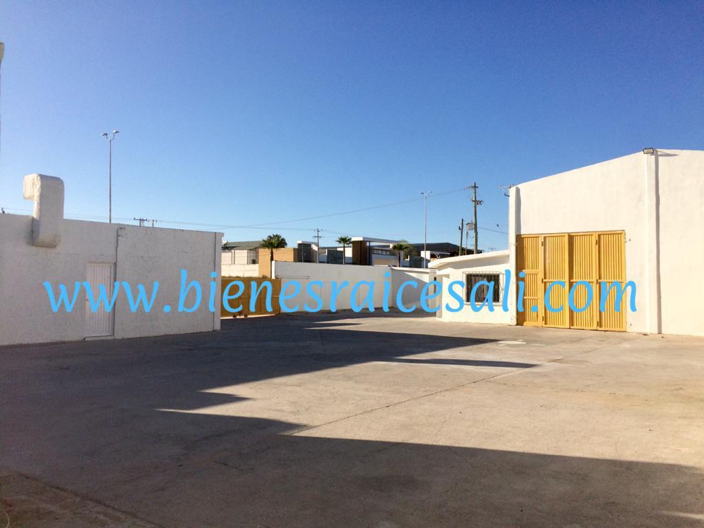 Foto Bodega Industrial en Renta en  Piedras Negras ,  Coahuila  Bodega ubicada en avenida principal de Piedras Negras