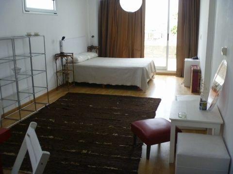 Foto Departamento en Alquiler temporario en  Palermo Hollywood,  Palermo  AREVALO 2400 8°