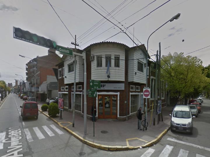 Foto Terreno en Venta en  Tigre,  Tigre  Avenida Cazón al 200