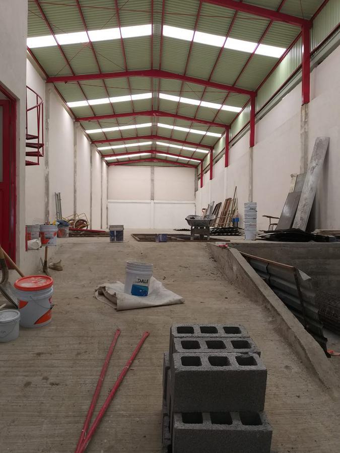 Foto Nave Industrial en Renta en  Guadalupe ,  Nuevo León  Nuevo Almaguer