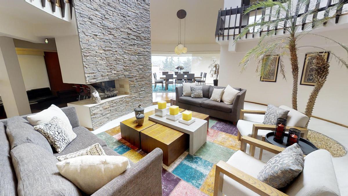 Foto Casa en Renta en  La Herradura,  Huixquilucan  CASA EN RENTA LA HERRADURA.seguridad,remodelada,