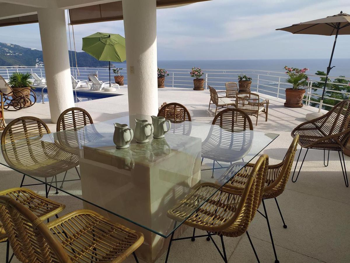Foto Casa en Renta temporal en  Fraccionamiento Las Playas,  Acapulco de Juárez  Villa en Caleta Acapulco Renta Vacacional
