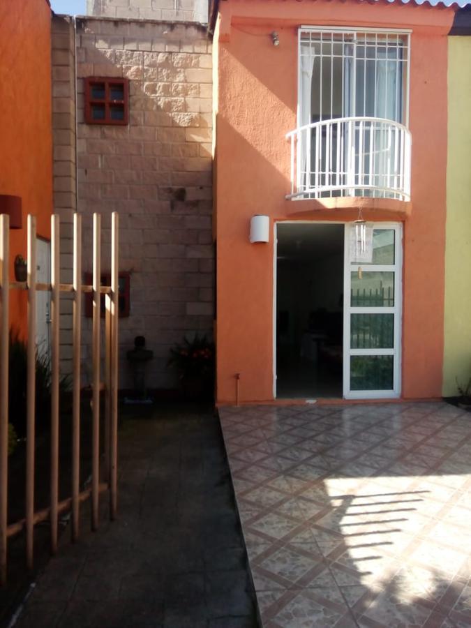 Foto Casa en condominio en Venta en  Geovillas los Cedros,  Toluca  Geovillas los Cedros