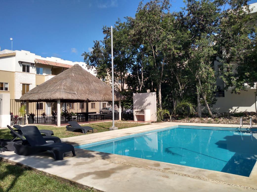 Foto Departamento en Renta en  Playa del Carmen ,  Quintana Roo  En Renta espectacular departamento en Jardines de MAYAKOBA , Playa del Carmen P3092