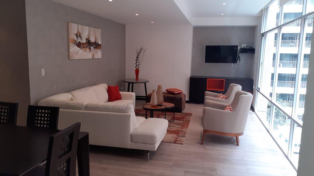 Foto Departamento en Venta en  Centro Norte,  Quito  Venta de Departamento 2D 108 m2 Sector. Finlandia y Suecia