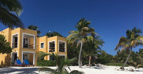 Foto Hotel en Venta en  Xcalak,  Othón P. Blanco  camino costero mahahual -xcalak