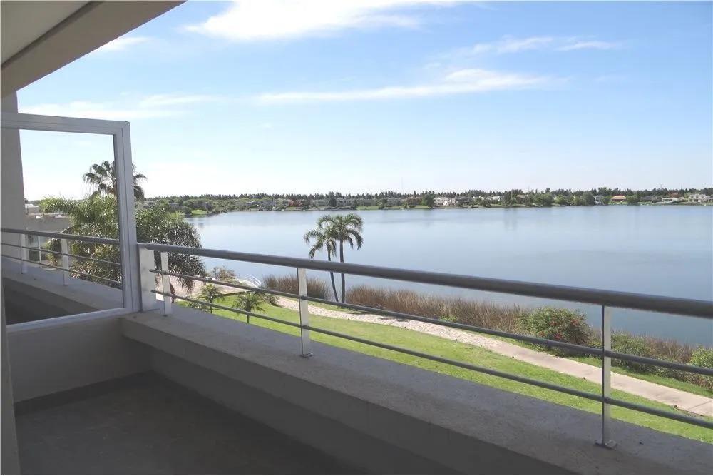 Foto Departamento en Venta en  Vila Vela,  Villanueva  Dean Funes 1694, Vila Vela, Villanueva. Departamento 2 ambientes con terrazas al lago. Venta.