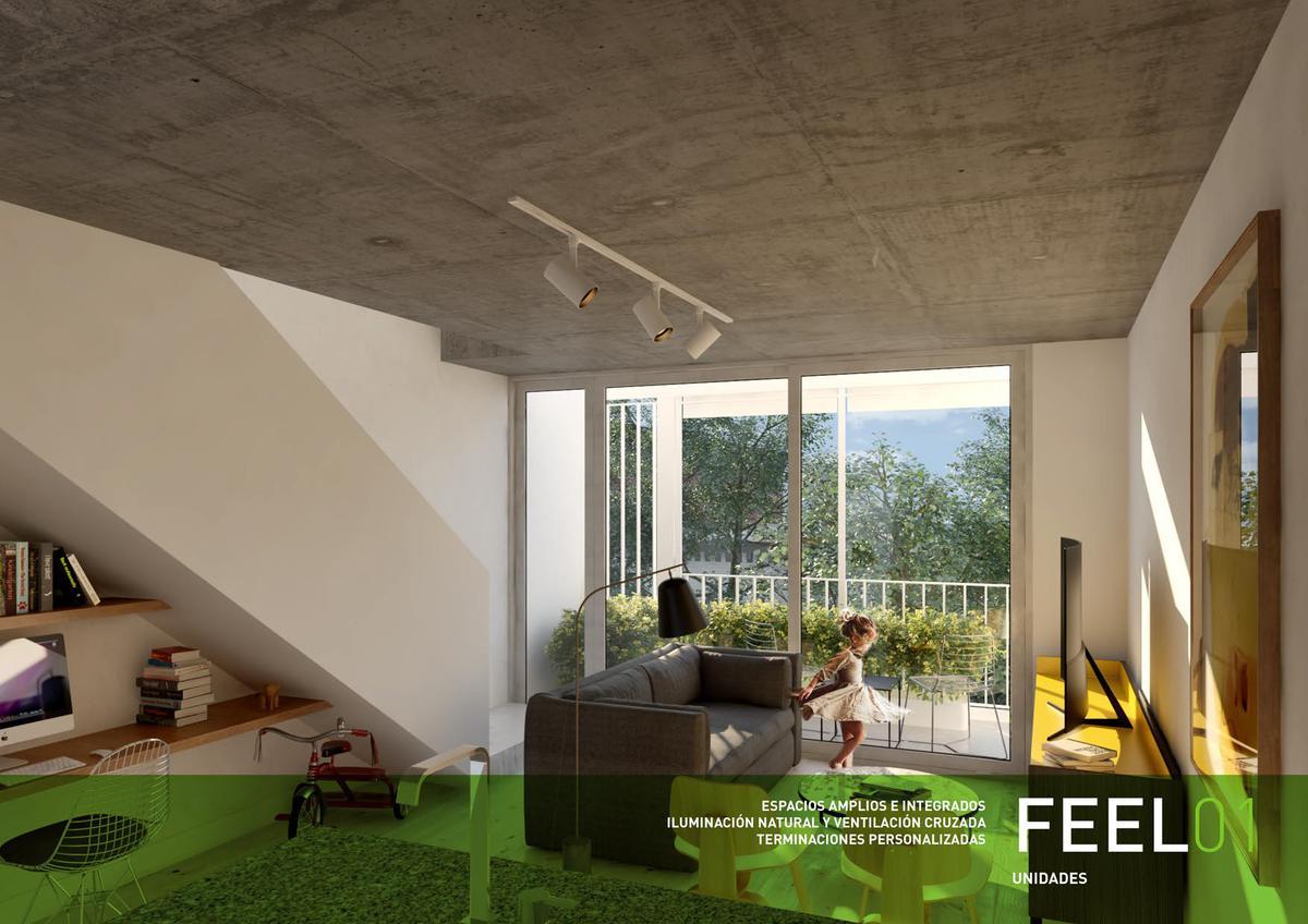 Foto PH en Venta en  Saavedra ,  Capital Federal  WASHINGTON 4145 Duplex 2 Amb Posible Triplex 3 amb