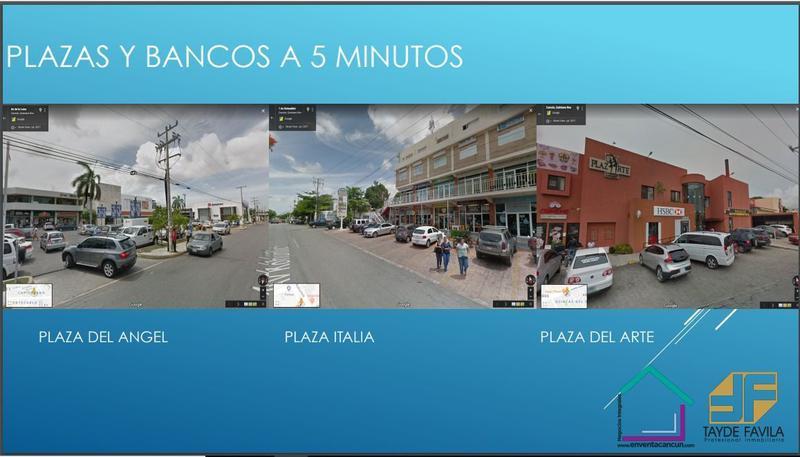Foto Terreno en Venta en  Cancún Centro,  Cancún  Venta Lotes Habitacionales Zona centro Cancún