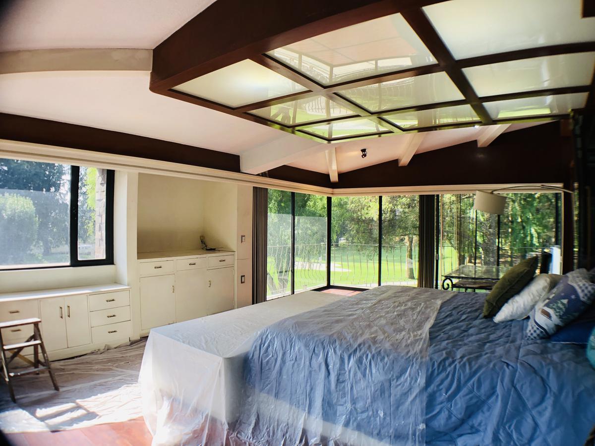 Foto Casa en condominio en Renta en  San Carlos,  Metepec  Paseo San Pedro, Club de Golf San Carlos, Metepec