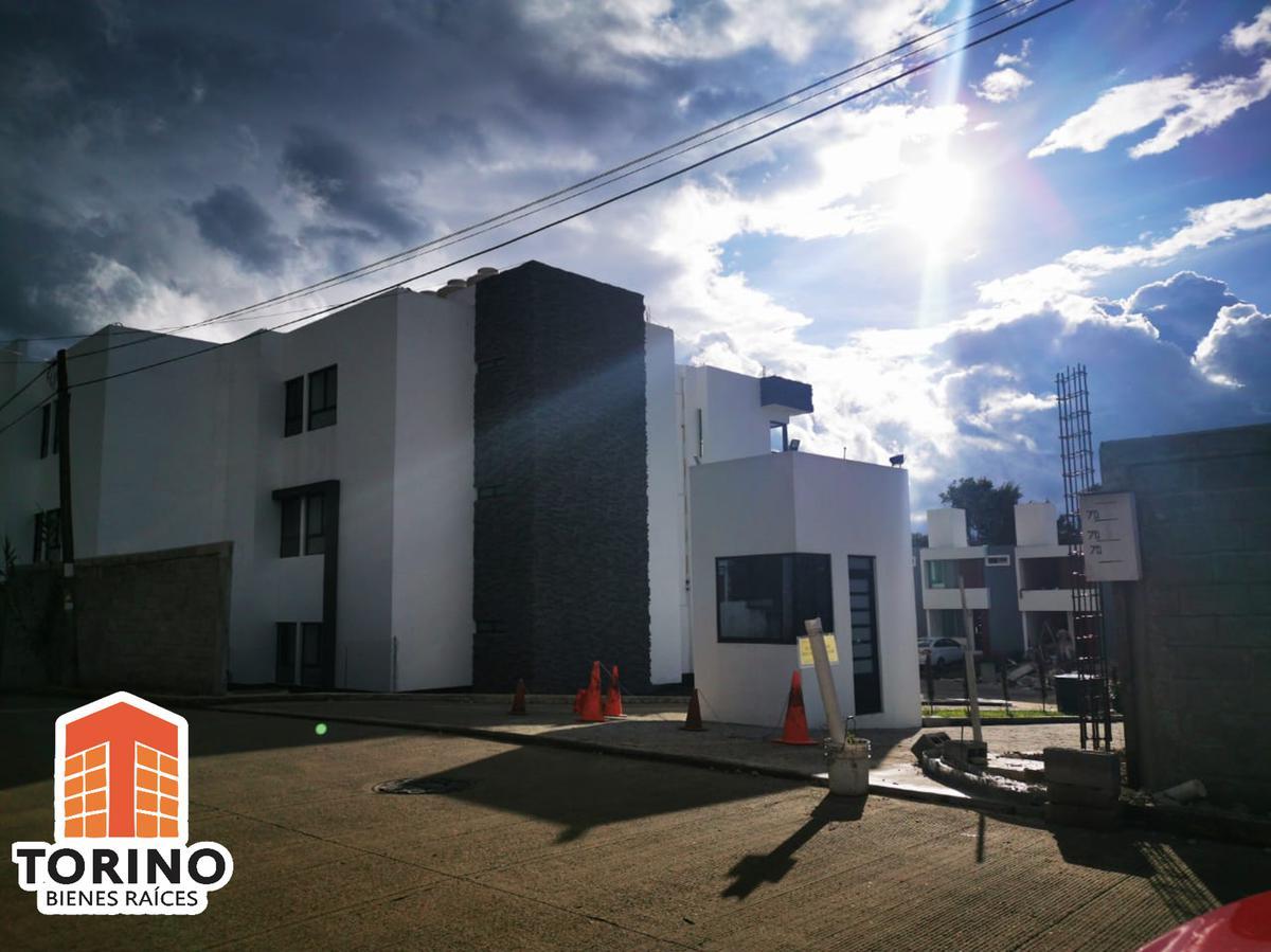 Foto Departamento en Venta en  Xalapa ,  Veracruz                  DEPARTAMENTOS EN VENTA, PRIMER NIVEL DENTRO DE FRACCIONAMIENTO CERRADO ZONA USBI