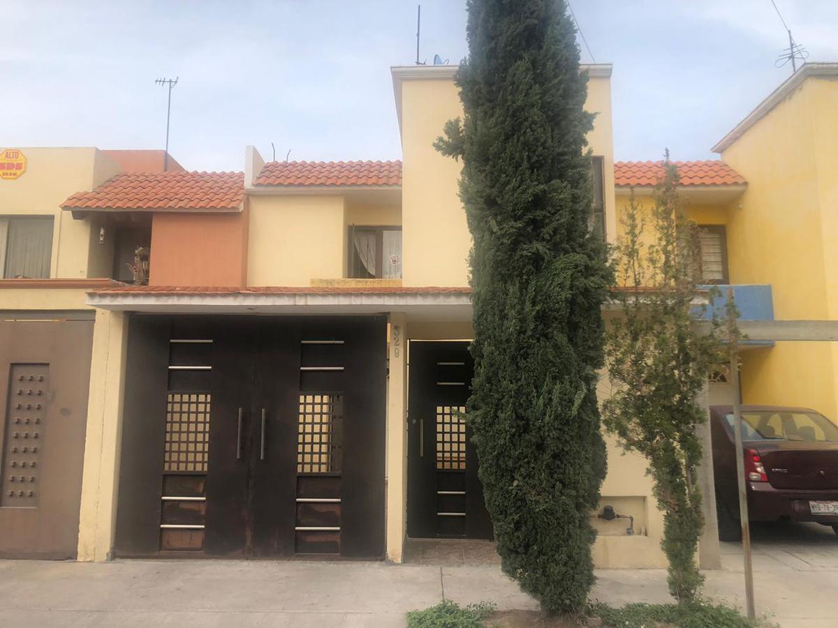 Foto Casa en Venta en  Nuestra Señora de La Salud,  San Luis Potosí  CASA EN VENTA CERCA A ZONA INDUSTRIAL