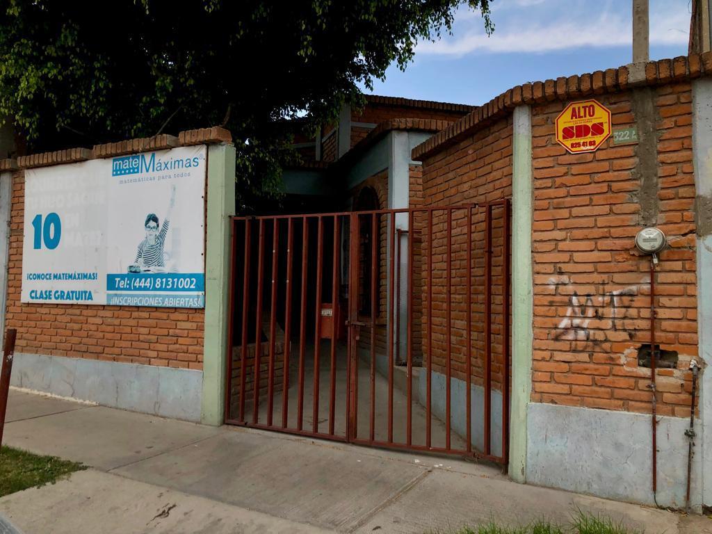 Foto Edificio Comercial en Venta en  Industrial Aviación,  San Luis Potosí  SALON DE EVENTOS EN VENTA EN INDUSTRIAL AVIACION, SAN LUIS POTOSI