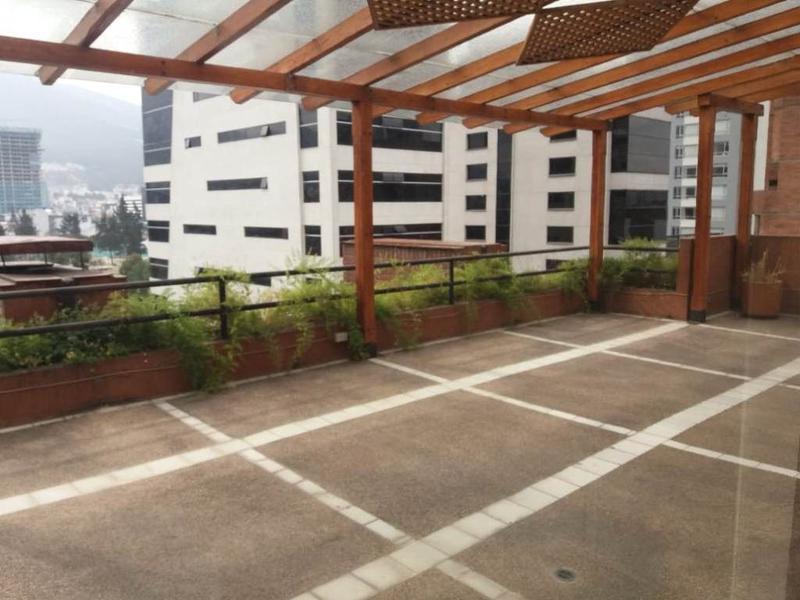 Foto Departamento en Alquiler en  Centro Norte,  Quito  República del Salvador, penthouse dúplex con vista, amplias terrazas