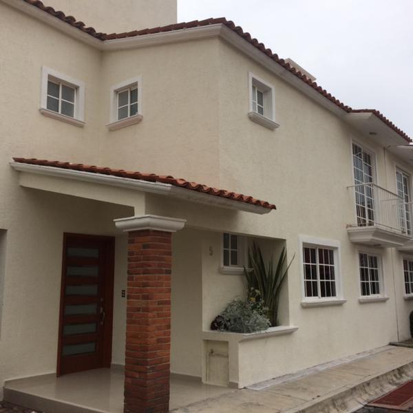 Foto Casa en condominio en Renta en  San Salvador Tizatlalli,  Metepec  Renta de Casa en Metepec
