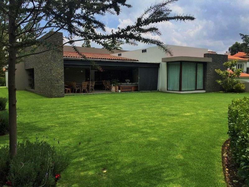 Foto Casa en Renta en  Club de Golf los Encinos,  Lerma  Casa en renta, Club de Golf Los Encinos, Lerma