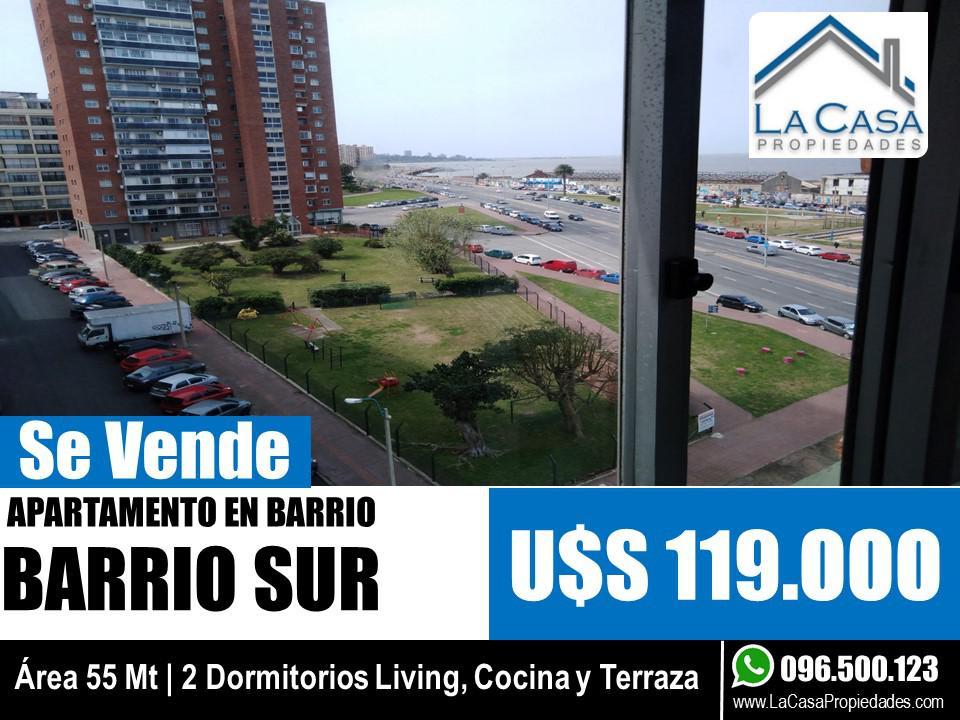 Foto Apartamento en Venta en  Barrio Sur ,  Montevideo  FLORIDA 1100