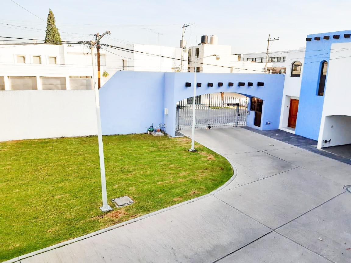 Foto Casa en Renta en  Jardín,  San Luis Potosí  CASA EN RENTA, COLONIA JARDIN