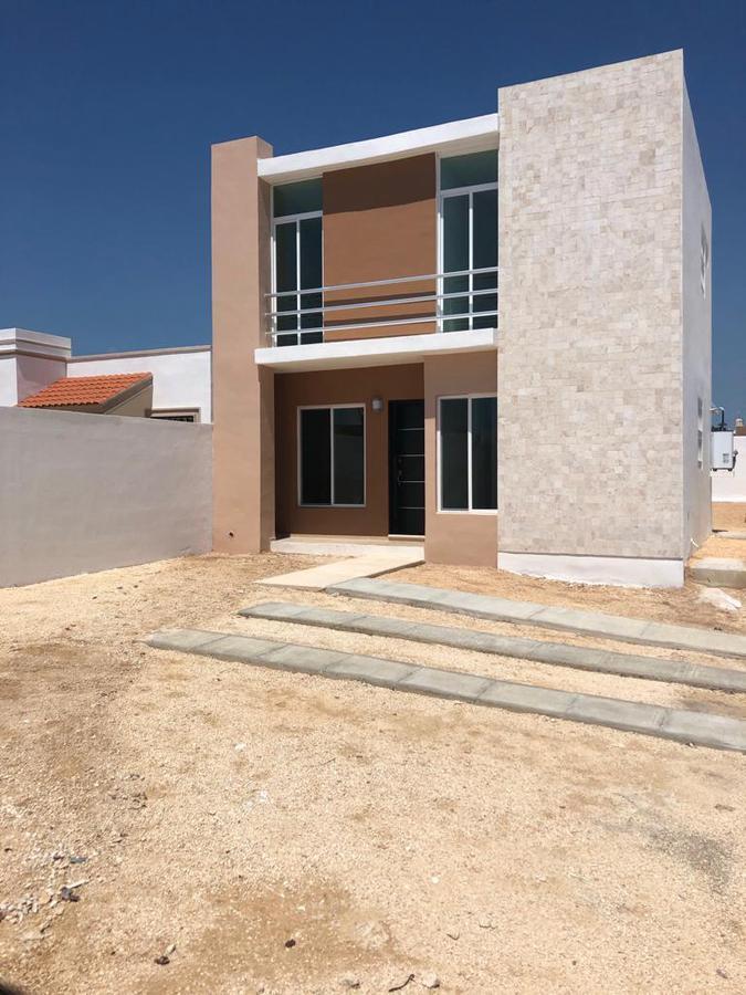 Foto Casa en Renta en  Solidaridad,  Playa del Carmen  Casa 2 Recamaras Residencial Marsella en Renta