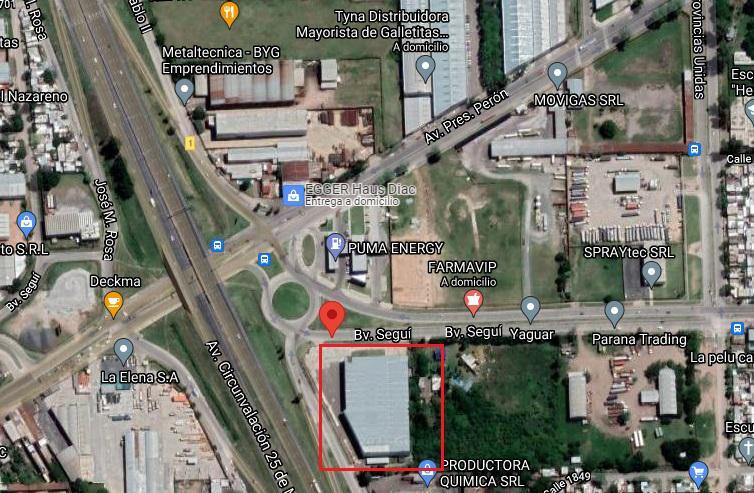 Foto Galpón en Alquiler en  Rosario,  Rosario  Av Circunvalación y Bv. Segui