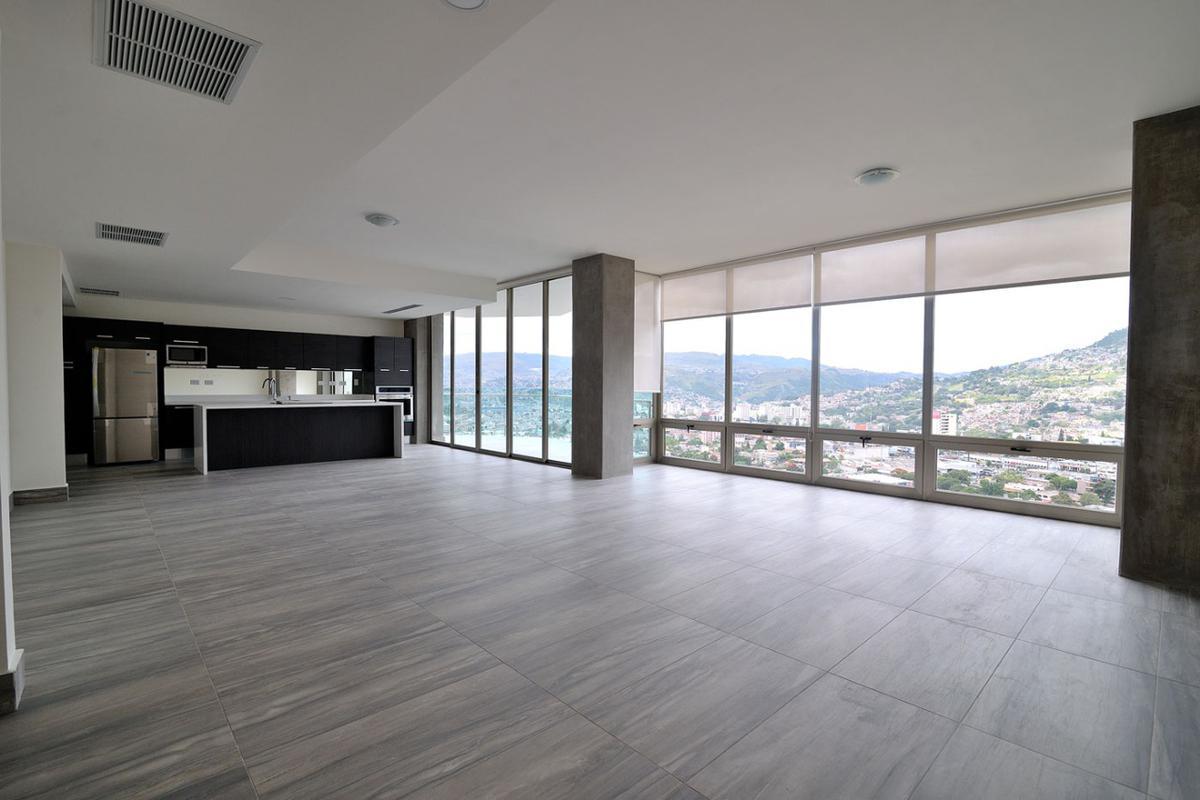 Foto Departamento en Renta en  Lomas de los Castaños,  Tegucigalpa  Penthouse de Tres Habitaciones, Lomas del Guijarro