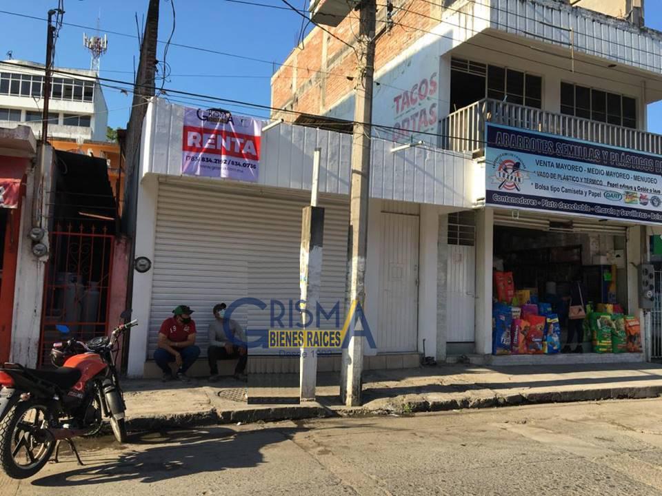 Foto Local en Renta en  Centro,  Tuxpan  LOCAL COMERCIAL CENTRO