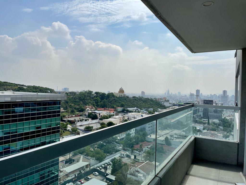 Foto Departamento en Renta en  Obispado,  Monterrey  Obispado