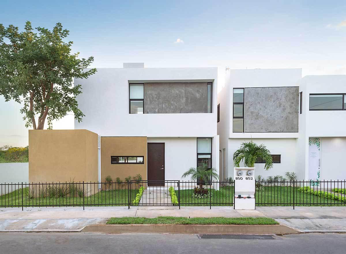 Foto Casa en Venta en  Mérida ,  Yucatán  AMARAL VENTA MODELO ¨MALVA¨