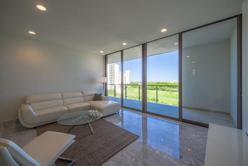 Foto Departamento en Venta   Renta en  Cancún Centro,  Cancún  Be Towers Puerto Cancun