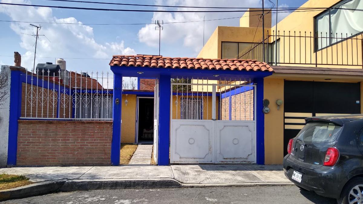 Foto Casa en Venta en  Ecológico SUTEYM,  Almoloya de Juárez  CASA EN VENTA  1 nivel EN ALMOLOYA DE JUAREZ