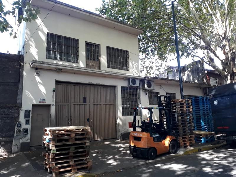 Foto Galpón en Venta en  Paternal ,  Capital Federal  San Blas al 2400