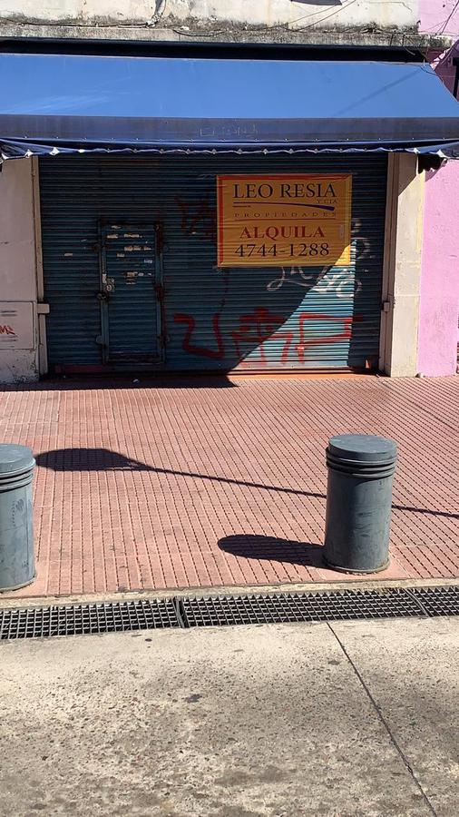 Foto Local en Alquiler en  S.Fer.-Vias/Centro,  San Fernando  Constitucion 89