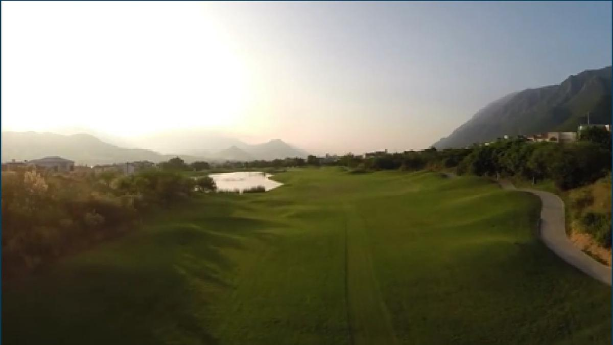 Foto Casa en Venta en  Residencial y Club de Golf la Herradura Etapa B,  Monterrey  CASA PROYECTO EN VENTA LA HERRADURA CARRETERA NACIONAL MONTERREY N L $21,470,000