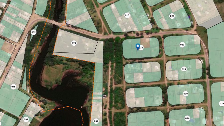 Foto Terreno en Venta en  Villa Ciudad De America,  Santa Maria  Venta Lote 7 Mz 22 Villa Ciudad de America 750m2