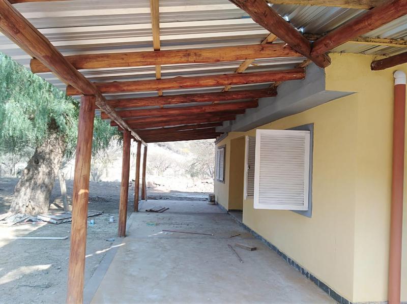 Foto Chacra en Venta en  San Fco Del Monte De Oro,  Ayacucho   San Francisco del Monte de Oro, San Luis Casa de Campo en 6, 6  ha