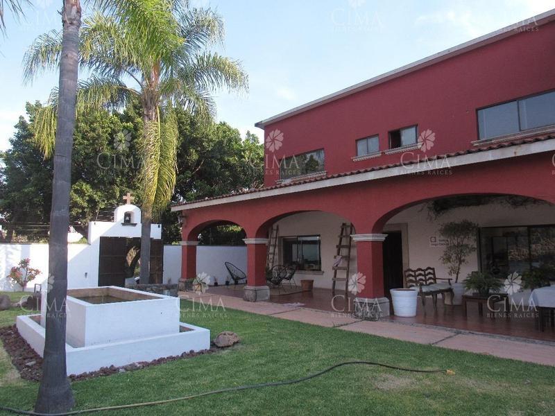 Foto Casa en Venta en  Fraccionamiento Lomas de Cuernavaca,  Temixco   VENTA CASA LOMAS DE CUERNAVACA - V137