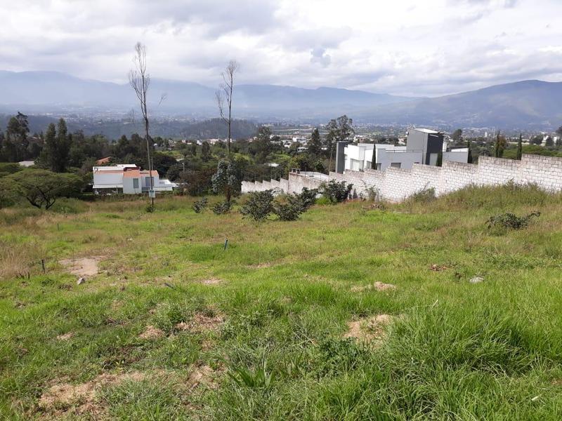 Foto Terreno en Venta en  Nayón - Tanda,  Quito  NAYON-TANDA