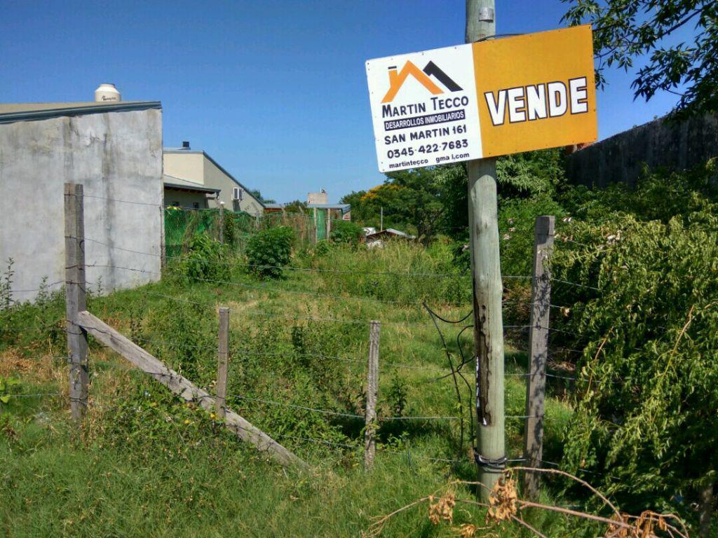 Foto Terreno en Venta en  Concordia ,  Entre Rios  Chajari casi Chabrillon