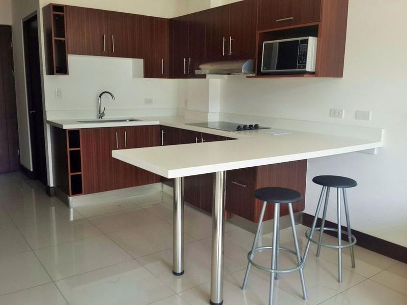Foto Departamento en Renta en  Pozos,  Santa Ana  Apartamento en Santa Ana/ Línea Blanca/ Piscina